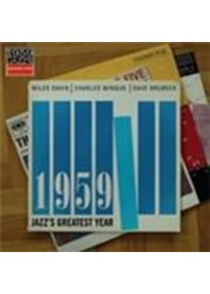 Various Artists - 1959 - Jazz's Greatest Year (Music CD)