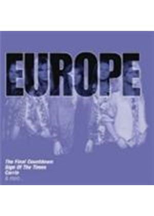 Europe - Collections (Music CD)