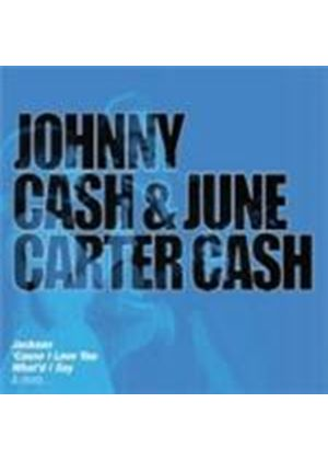 Johnny & June Carter Cash - Collections (Music CD)