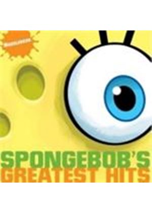 Various Artists - SpongeBob SquarePants (Spongebob's Greatest Hits Remastered w/ 3 Bonus Tracks) (Music CD)