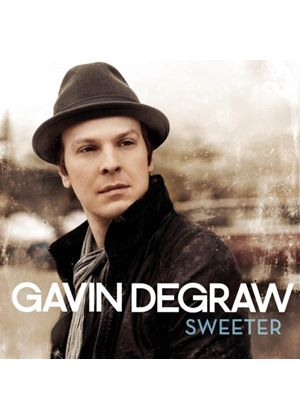 Gavin DeGraw - Sweeter (Music CD)