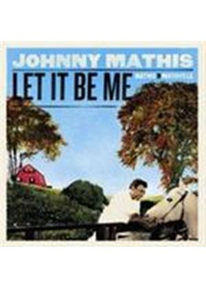 Johnny Mathis - Let It Be Me (Mathis In Nashville) (Music CD)