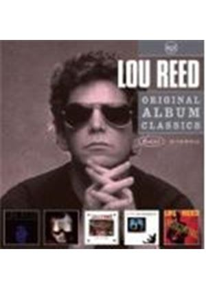 Lou Reed -  Original Album Classics Vol.2 (The Blue Mask/Legendary Hearts/Live In Italy/New Sensations/Mistrial) (Music CD)