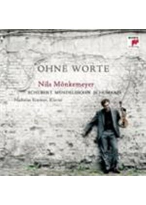 Ohne Worte (Without Words) (Music CD)