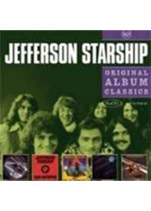 Jefferson Starship - Original Album Classics (Dragon Fly/Red Octopus/Spitfire/Earth/Freedom At Point Zero) (Music CD)