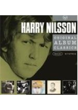 Harry Nilsson - Original Album Classics (Nilsson Schmilsson/A Little Touch Of Schmilsson In The Night/Aerial Ballet/Harry/Son...) (Music CD)
