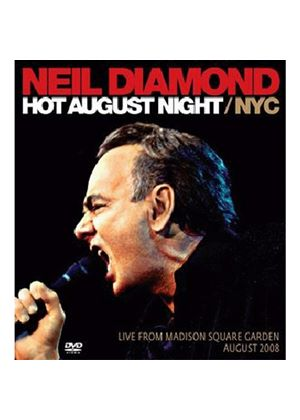 Neil Diamond - Hot August Night NYC (Music CD)