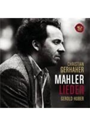 Mahler: Lieder (Music CD)