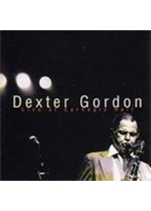 Dexter Gordon - Live At Carnegie Hall (Music CD)