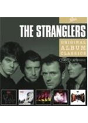 The Stranglers - Original Album Classics (Feline/Aural Sculpture/Dreamtime/All Live And All Of The Night/10) (Music CD)