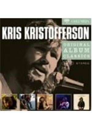 Kris Kristofferson - Original Album Classics (Kristofferson/Silver Tongued Devil/Jesus Was A Capricorn/Spooky Lady's Sideshow/Shake Hands With The Devil) (Music CD)