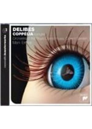 Delibes: Coppelia (Highlights) (Music CD)