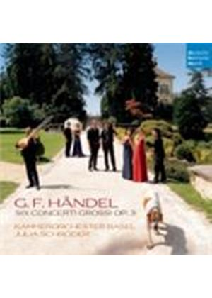 Handel: Concerti Grossi (Music CD)