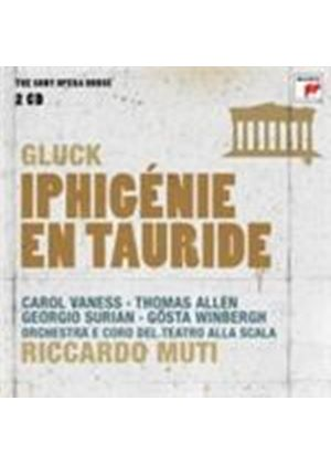 Gluck: Iphigenie en Tauride (Music CD)