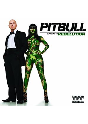 Pitbull - Rebelution (Parental Advisory) [PA] (Music CD)