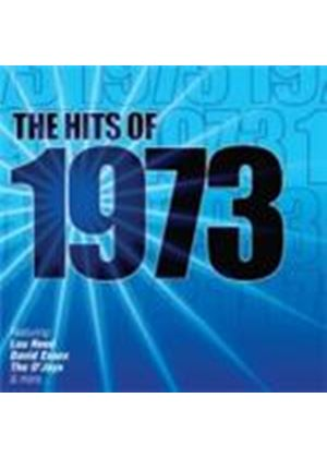 Various Artists - Collections - The Hits Of 1973 (Music CD)