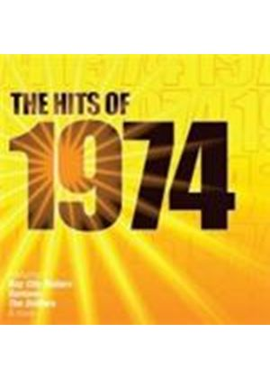 Various Artists - Collections - The Hits Of 1974 (Music CD)