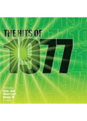 Various Artists - Collections - The Hits Of 1977 (Music CD)