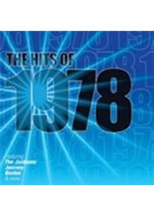 Various Artists - Collections - The Hits Of 1978 (Music CD)