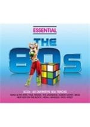 Various Artists - Ultimate 80s (Music CD)