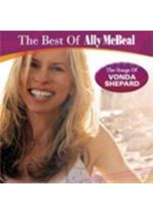 Vonda Shepard - Ally McBeal (The Best Of Ally McBeal - The Songs Of Vonda Shepard) (Music CD)