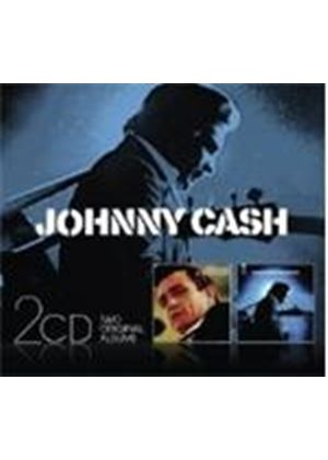 Johnny Cash - At San Quentin/At Folsom Prison (Music CD)