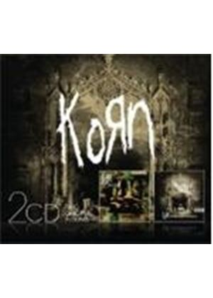 Korn - Issues/Take A Look In The Mirror (Music CD)