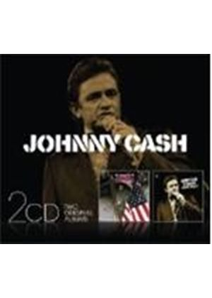 Johnny Cash - At Madison Square Garden/American Recordings (Music CD)