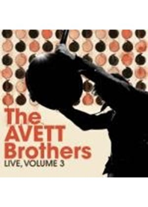 Avett Brothers - Live Vol.3 (Music CD)
