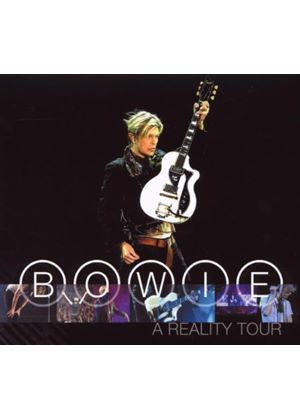 David Bowie - Reality Tour, A (Music CD)