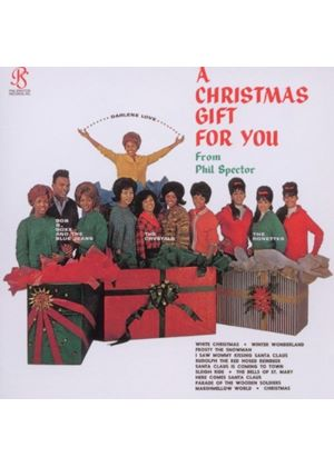 Various Artists - Christmas Gift for You from Phil Spector (Music CD)
