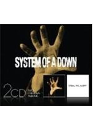 System Of A Down - System Of A Down/Steal This Album (Music CD)