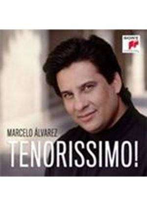 Marcelo Álvarez - Tenorissimo! (Music CD)