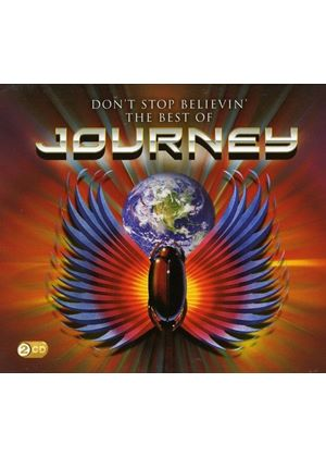Journey - Don't Stop Believin' (The Best Of Journey) (2 CD) (Music CD)
