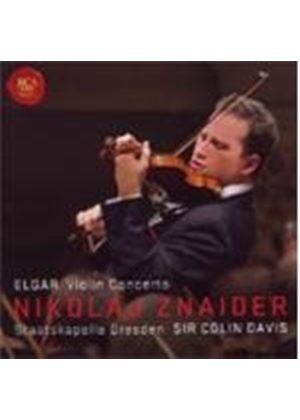 Elgar: Violin Concerto (Music CD)