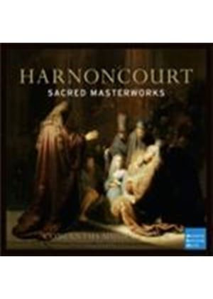 Harnoncourt - Sacred Music Edition (Music CD)