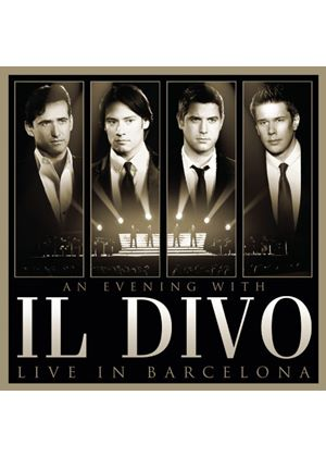 Il Divo - An Evening With Il Divo: CD+DVD