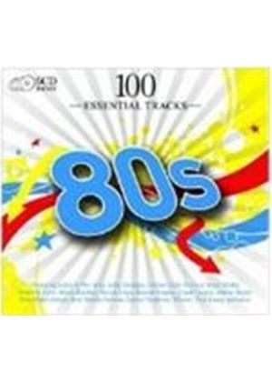 Various Artists - 100 Essential Hits Of The 80s (Music CD)
