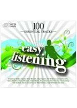 Various Artists - 100 Easy Listening Hits (Music CD)