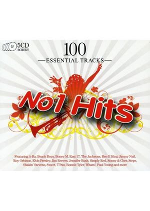 Various Artists - 100 Essential Number 1 Hits (Music CD)