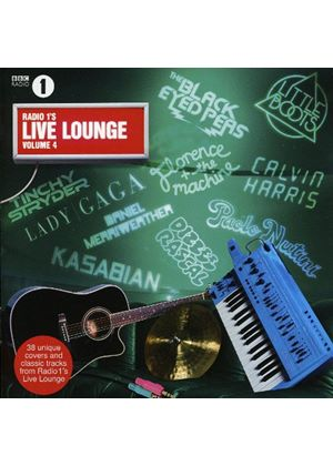 Various Artists - BBC Radio 1 Live Lounge 4 (2 CD) (Music CD)