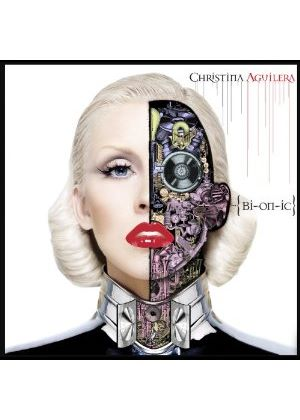 Christina Aguilera - Bionic (Music CD)