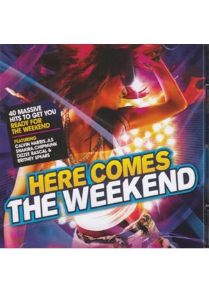 Various Artists - Here Comes The Weekend (2 CD) (Music CD)