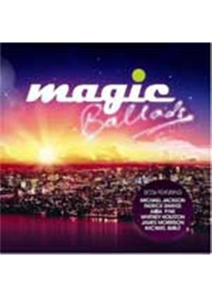 Various Artists - Magic Ballads (2 CD) (Music CD)