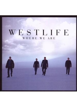 Westlife - Where We Are (Music CD)