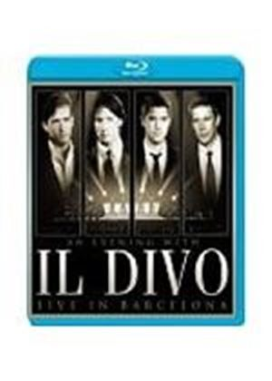 Il Divo - An Evening With Il Divo - Live In Barcelona (Blu-Ray)