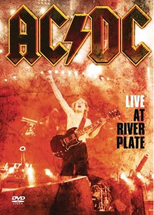 AC/DC Live At River Plate (Music DVD)