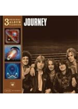Journey - Original Album Classics (Departure/Escape/Frontiers) (Music CD)