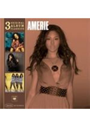 Amerie - Original Album Classics (All I Have/Touch/Because I Love It) (Music CD)