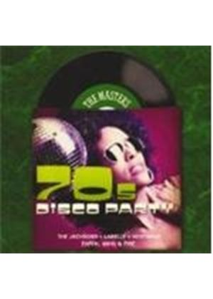 Various Artists - Masters Series - 70s Disco Party, The (Music CD)